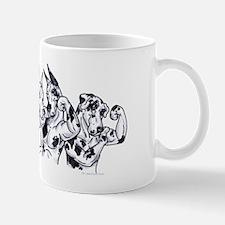 H Studs Mug