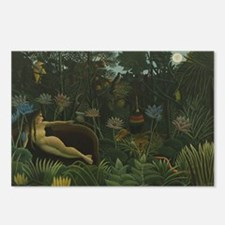 Henri_Rousseau The Dream1 Postcards (Package of 8)