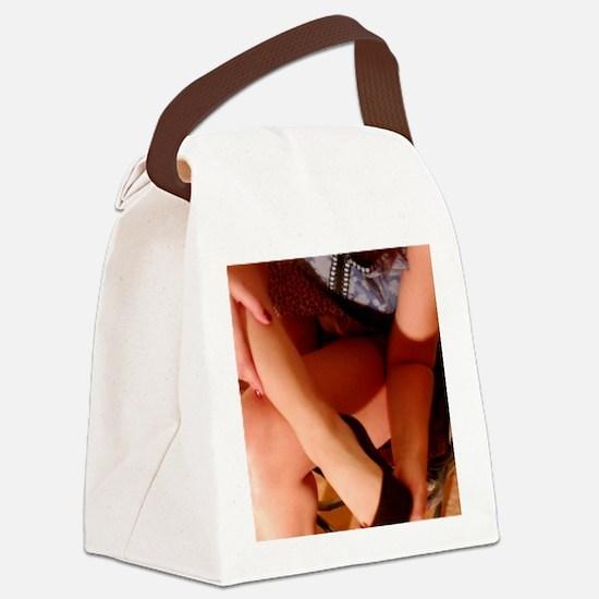 rachelshoes Canvas Lunch Bag