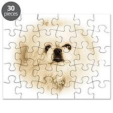 Tristan face Puzzle