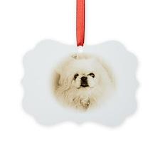Tristan face Ornament