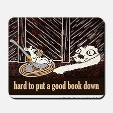 Good book Shirt Mousepad