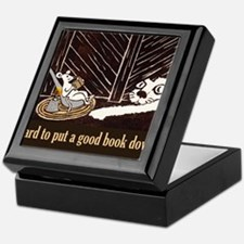 Good book Shirt Keepsake Box