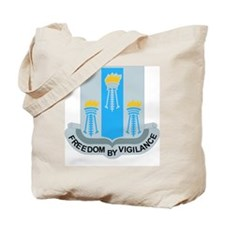 DUI-502ND MIL INTEL BN Tote Bag