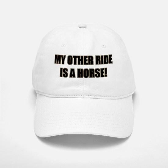 LP-other-ride-horse Baseball Baseball Cap