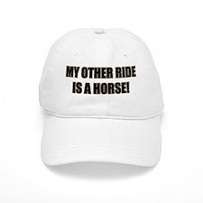 LP-other-ride-horse Baseball Cap