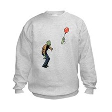 Poor zombie Sweatshirt