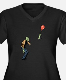 Poor zombie Plus Size T-Shirt