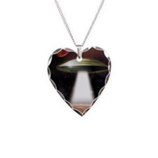 city Necklace Heart Charm