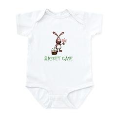 Basket Case Infant Bodysuit