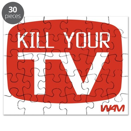 KILL YOUR TV Puzzle
