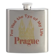 Prague - I've Had the Tyn of My Life Flask
