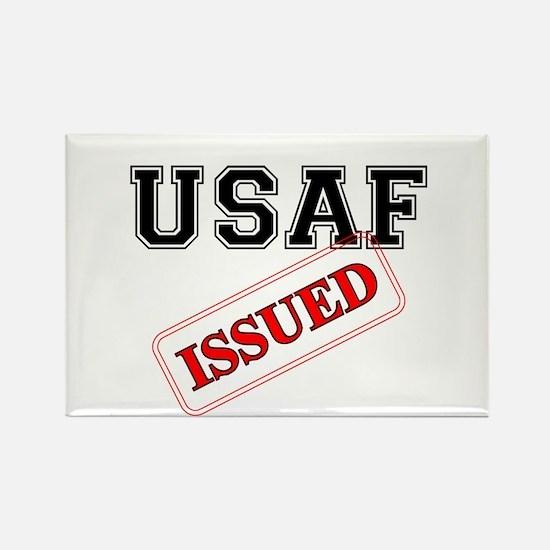 USAF Issued Rectangle Magnet