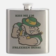 kiss me frleekinirish logo Flask