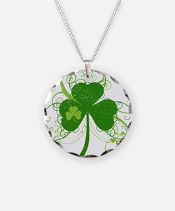 fancyshamrocknew Necklace
