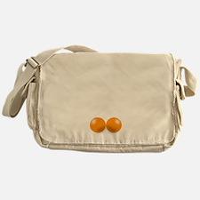 Pete Schweddy balls 2 Messenger Bag
