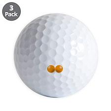 Pete Schweddy balls 2 Golf Ball