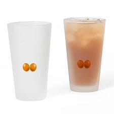 Pete Schweddy balls 2 Drinking Glass