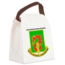 DUI-504TH MILITARY PLC BN  WITH T Canvas Lunch Bag