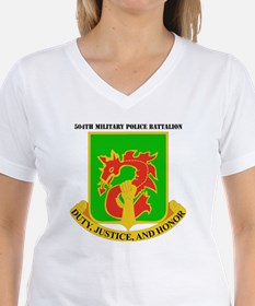 DUI-504TH MILITARY PLC BN   Shirt