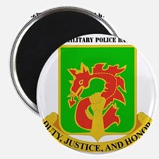 DUI-504TH MILITARY PLC BN  WITH TEXT Magnet