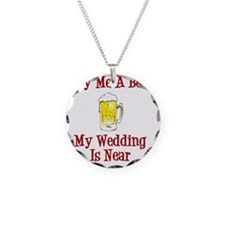 Wedding is Near Necklace