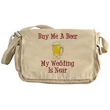 Wedding is Near Messenger Bag
