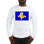 Brussels Flag Long Sleeve T-Shirt