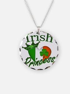 IrishPrincessflag2011 Necklace