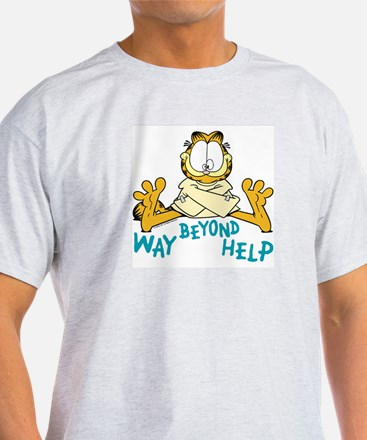 Beyond Help Garfield T-Shirt