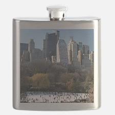 New York City Flask