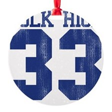 polkHigh33-B Ornament