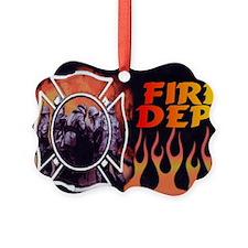 FIRE LIC Ornament