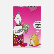 mothers day mom Rectangle Magnet