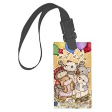 wc Luggage Tag