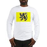 Flanders Flag Long Sleeve T-Shirt