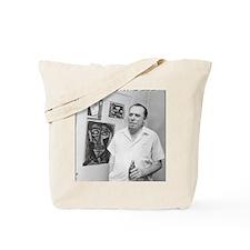 samcherry_buk_withbeer_media Tote Bag