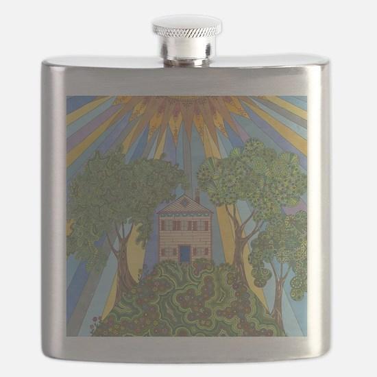 Gods Love Flask