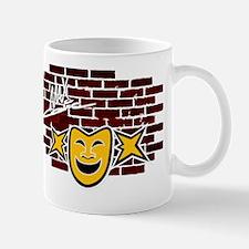new brick T-Shirt Mug