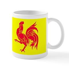Walloon Flag Mug