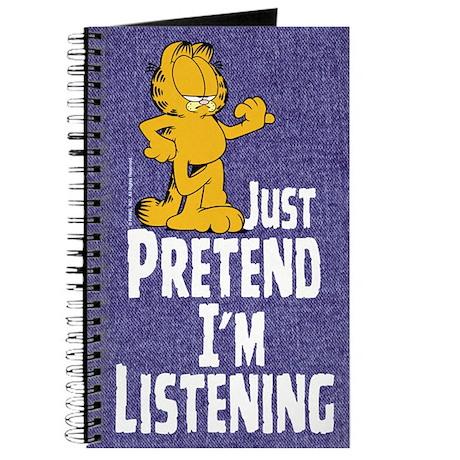 Just Pretend Journal