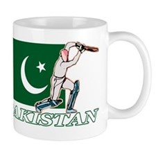 cricket player pak Mug