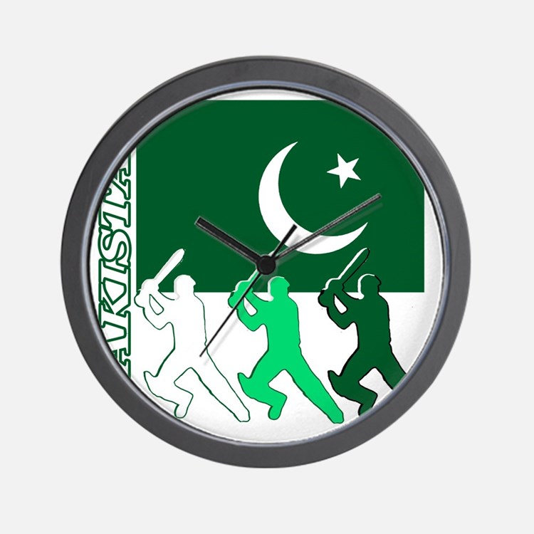 Pakistan Cricket Clocks Pakistan Cricket Wall Clocks