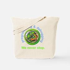 281c-blk Tote Bag