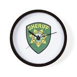 El Dorado Sheriff Wall Clock