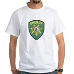 El Dorado Sheriff White T-Shirt