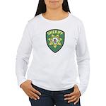 El Dorado Sheriff Women's Long Sleeve T-Shirt