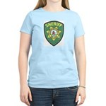 El Dorado Sheriff Women's Pink T-Shirt