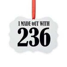 236stella Ornament