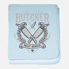 Butcher baby blanket